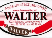 Fleischerfachgeschäft WALTER