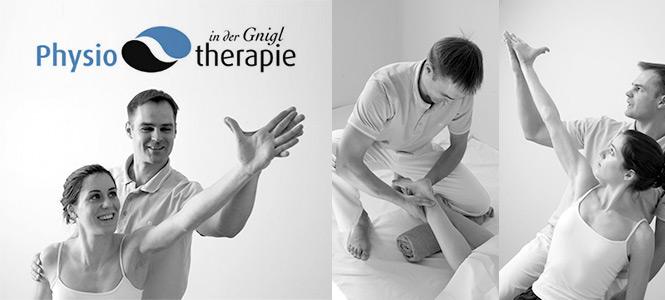 Physiotherapie in der Gnigl