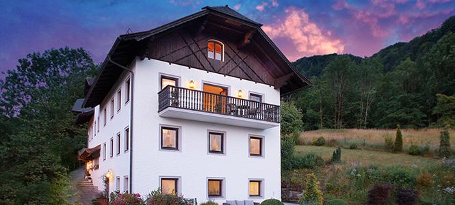 Romantik Pension Haslachmühle