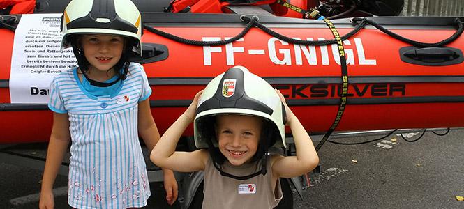 Zeugstättenfest der Freiwillige Feuerwehr Gnigl